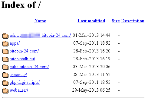 Bitcoin24 web root